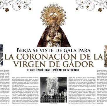 Berja – Coronación Pontificia de Ntra. Sra. la Santísima Virgen de Gádor