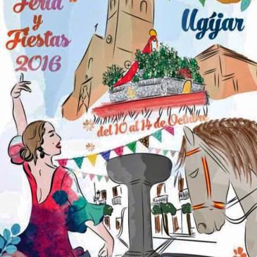 Ugíjar – Feria y fiestas 2016