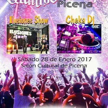 Picena – Fiestas de los Quintos 2017