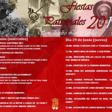 Los Castillas – Albuñol – San Pedro 2017