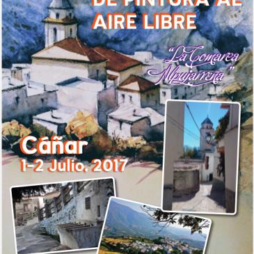 Cáñar – V Certamen de pintura al aire libre 2017