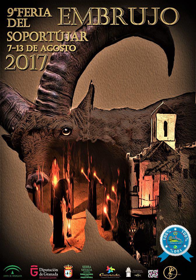 IX Feria del Embrujo de Soportújar 2017 - La Alpujarra