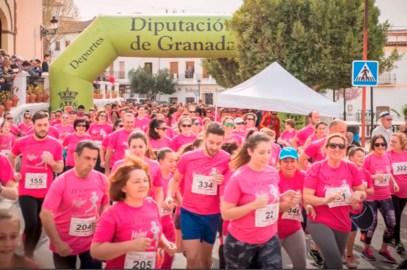 III Carrera de la Mujer Ciudad de Ugíjar 2018 – La Alpujarra – Granada