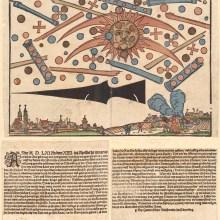 Quand les OVNI ont débarqué à Nuremberg en 1561