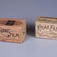Les plus vieilles pellicules Kodak non exposées ont plus de 120 ans