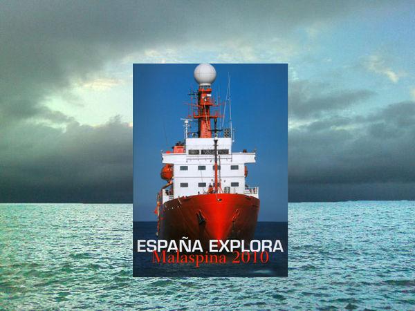 Expedición Malaspina libro cómic