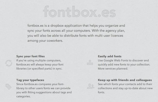Fontbox