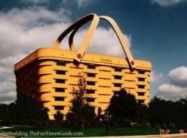 Vivir en una cesta: arquitectura de otro planeta