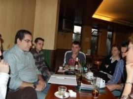 Reunión del proyecto @stweb en Oviedo