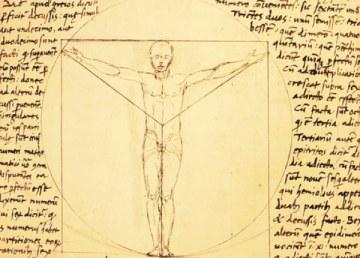 El otro Hombre de Vitruvio y el Fantasma de Da Vinci