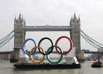 El Londres de los Juegos Olímpicos