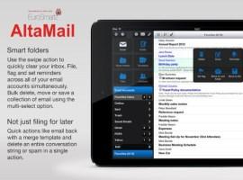 AltaMail: el cliente de email imprescindible para iOS