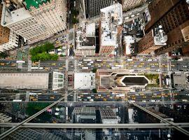 Nueva York desde lo alto: las fotos de Navid Baraty