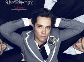 Rufus Wainwright – 'Vibrate. The Best of Rufus Wainwright'