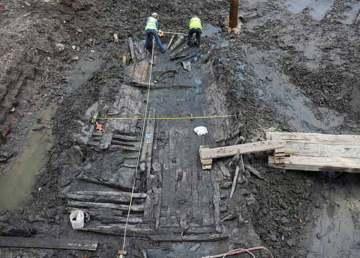 Despejado el misterio: el barco descubierto en la ruinas del WTC es del siglo XVIII