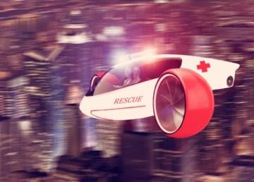 Skylys, otro coche volador en proyecto 3