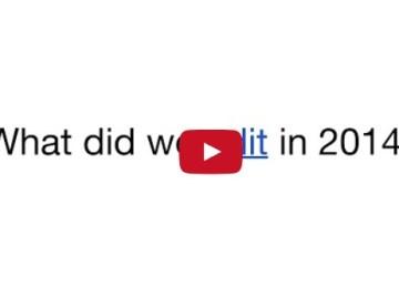 Wikipedia #Edit2014, el resumen del año