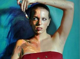 Las asombrosas pinturas de Alexa Meade