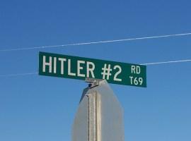 La ciudad de Ohio que está llena de Hitlers