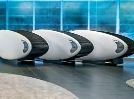 GoSleep, las nuevas cápsulas para dormir en los aeropuertos