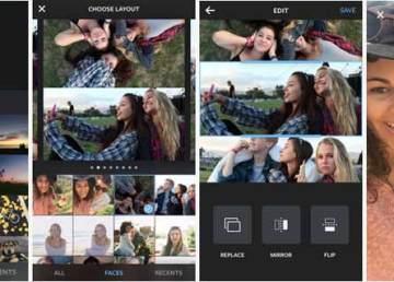 Instagram presenta Layout, una app para crear collages