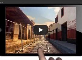 Pompei Touch:  una aplicación para ver in situ cómo era Pompeya