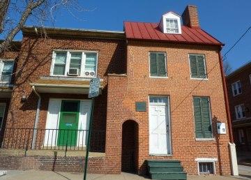 Casa-museo-Edgar-Allan-Poe-Baltimore