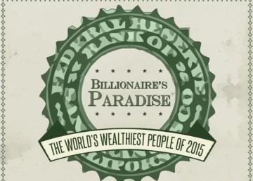 Infografia las diez personas mas ricas del mundo