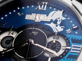 Fabrican relojes que contienen cabellos de Napoleón