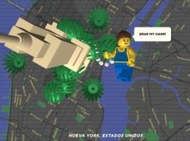 Brick Street View: visualiza el mundo como si estuviera hecho con LEGO