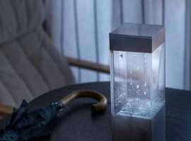 Tempescope, un gadget que recrea el tiempo en el salón de tu casa