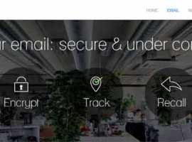 Criptext, una extensión que añade funcionalidades a tu email