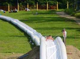 El tobogán de agua más largo del mundo está en New Jersey