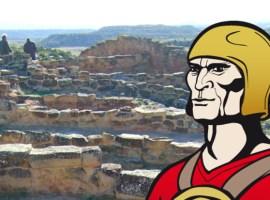 """Más rutas históricas: """"Iberos en el Bajo Aragón"""""""