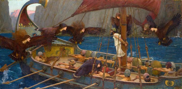 Identifican fechan eclipse citado Odisea