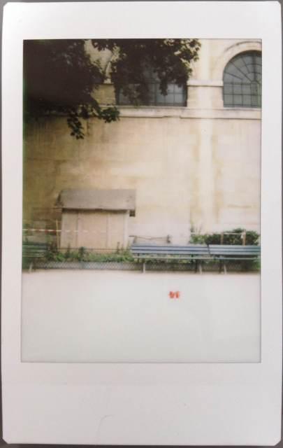 le parc du dimanche matin - Paris