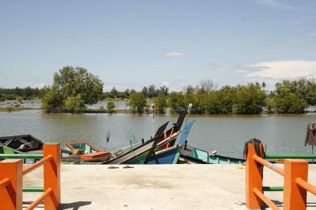 embarcadère - Banda Aceh