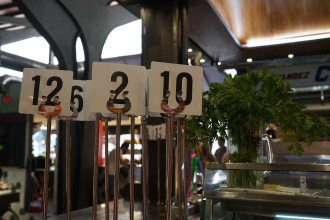 numéros - Barcelone