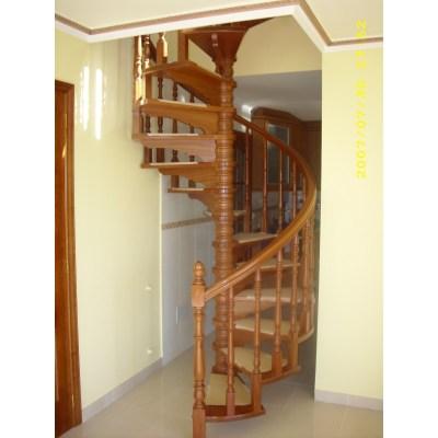 Escaleras de Caracol - La Casa de la Escalera