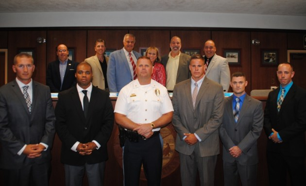 New Officers Appointed at Twp Meeting 7-10-2014