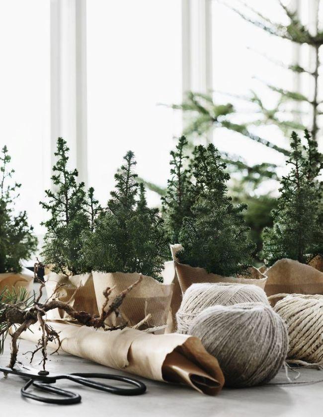 2 - Design Time - I Colori del Natale - La Chaise Bleue - via: Residence Magazine