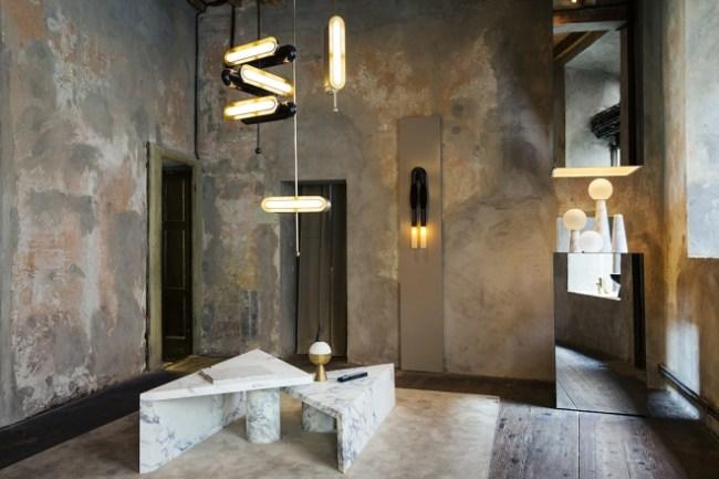 Milan Design Week 2016 - APPARATUS STUDIO - Photo source: LIVING (living.corriere.com) - Selected by La Chaise Bleue (lachaisebleue.com)