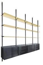 NILUFAR DEPOT - ML05 Bookcase by Massimiliano Locatelli - Selected by La Chaise Bleue (lachaisebleue.com)