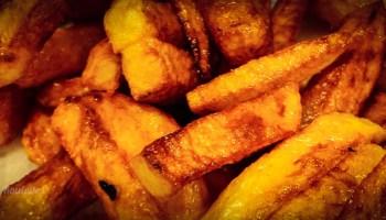 frites belges dégustation