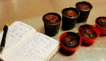 cuisson fondants au chocolat
