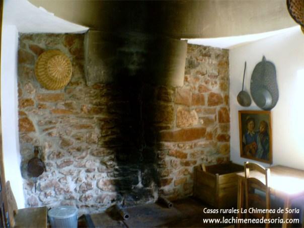 Casa Rural en el Cañón de Río Lobos 5