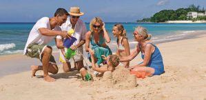 rodinné pláže