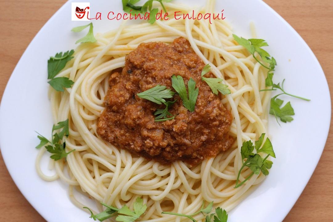 19.08.16 Espagueti boloñesa a mi aire (5)