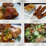 Recetas de pollo fáciles y jugosas