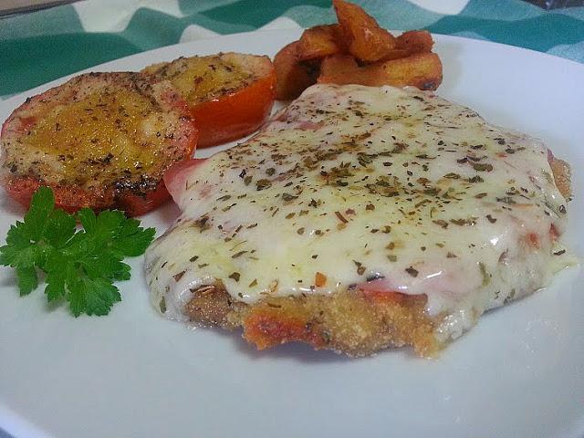 milanesas a la napolitana recetas cocina facil